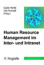 Human Resource Management im Inter- und Intranet